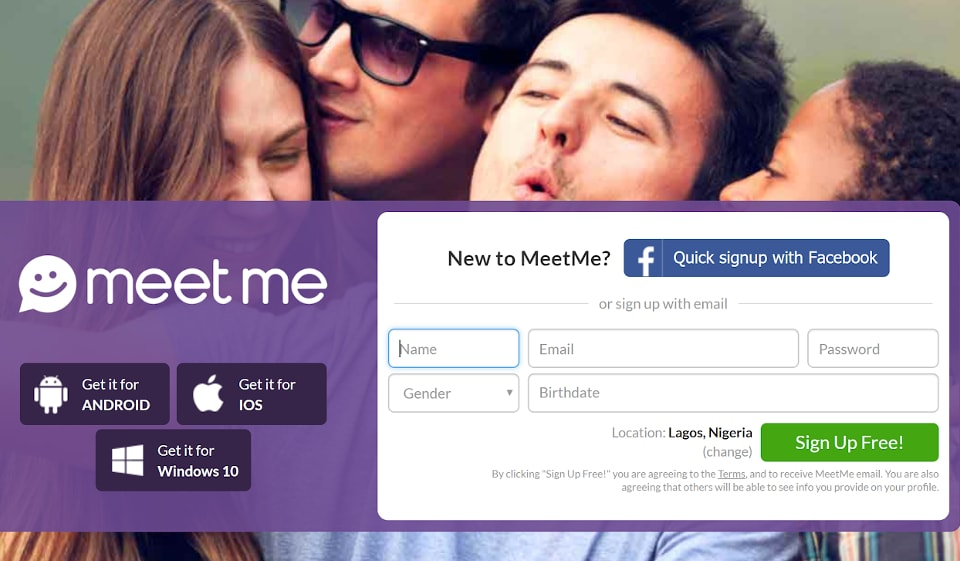 MeetMe Review 2021:  Subscribers, Prices And Unique Characteristics